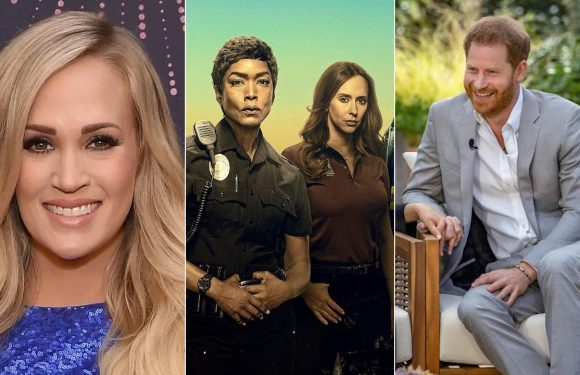 Prince Harry and Meghan Markle, Carrie Underwood, 9-1-1 and Britney Spears vie for top awards at Peoples Choice Award