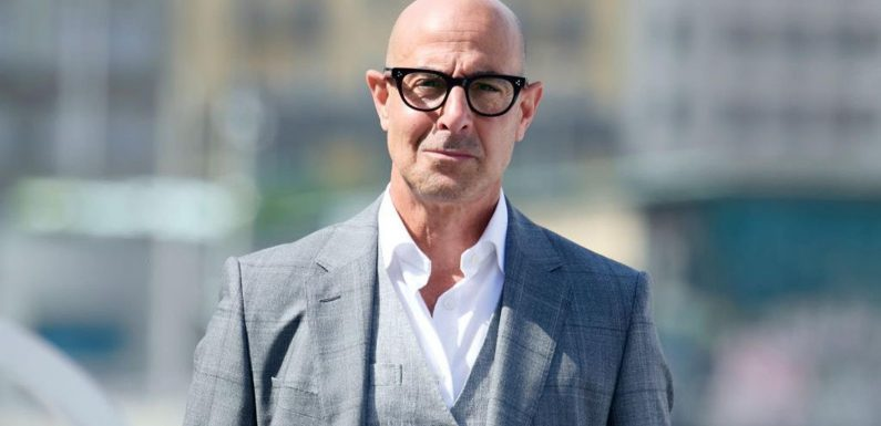 Stanley Tucci talks candidly about food, failure and getting through grief