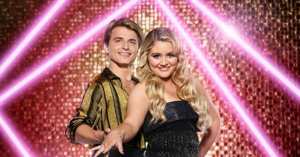Strictly reveal what the stars are saying to each other as they dance