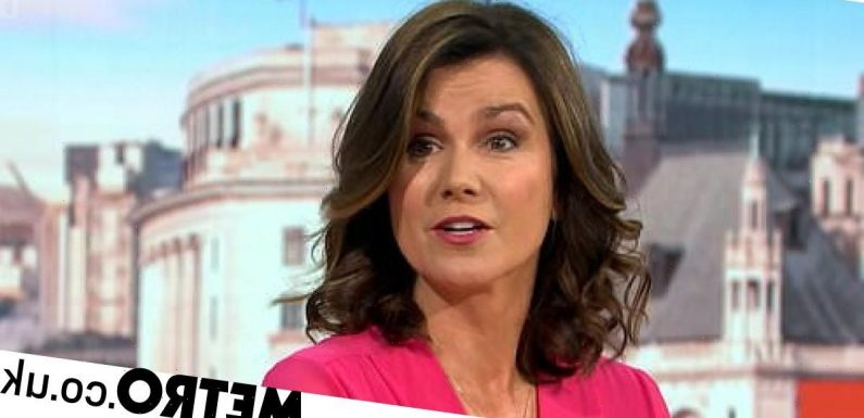 Susanna Reid forced to defend salary in heated exchange on Good Morning Britain