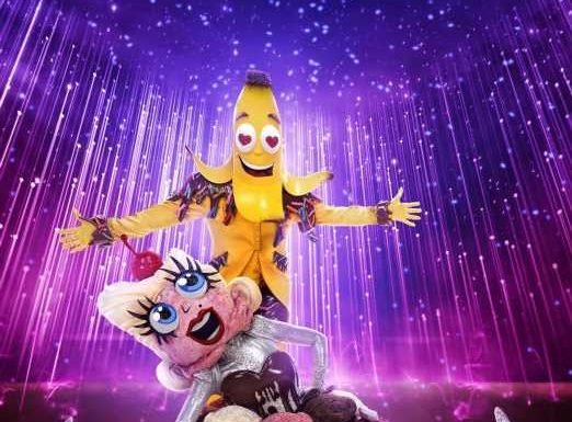 'The Masked Singer': Which Couple is Behind The Banana Split?