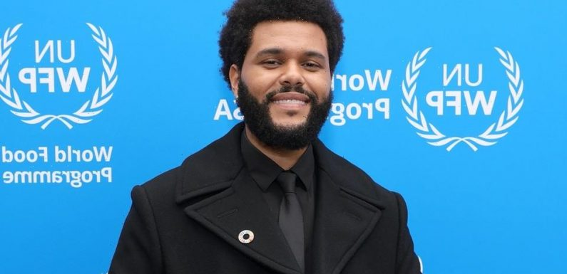 The Weeknd Announces Goodwill Ambassadorship for the UN's World Food Programme