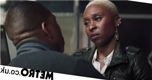 The title of Cynthia Erivo's new sci-film is… really something