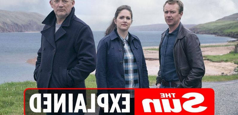 When does Shetland series 6 start on BBC One?