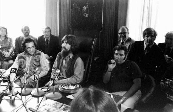 Why George Harrison Disliked the Press: 'Such Dummies'