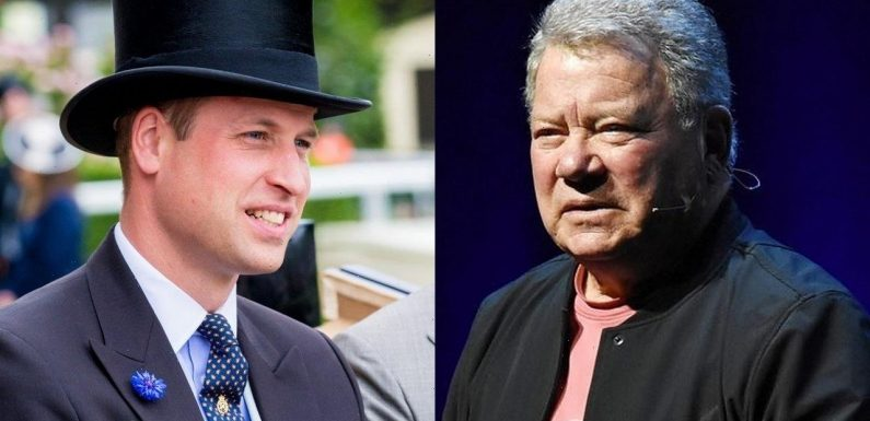 William Shatner Defends Space Travel Following Prince Williams Criticisms